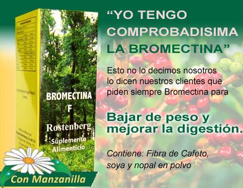 Bromectina para la buena digestión